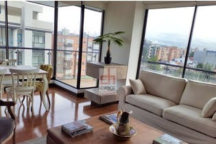 Apartamento San Patricio Bogota - 129 mts, 3 parqueaderos.