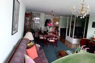 Departamento en venta en Del Valle, 158mt con balcon