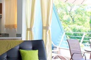 Apartamento en Sopetran, con terraza y jacuzzi - 80 mt2.