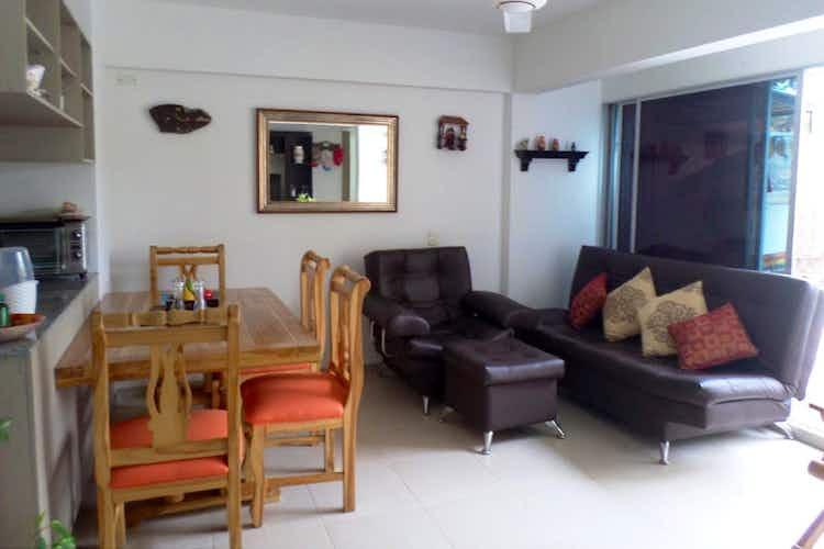 Portada Apartamento en Santa Fe de Antioquia - 72mt, tres alcobas, balcón