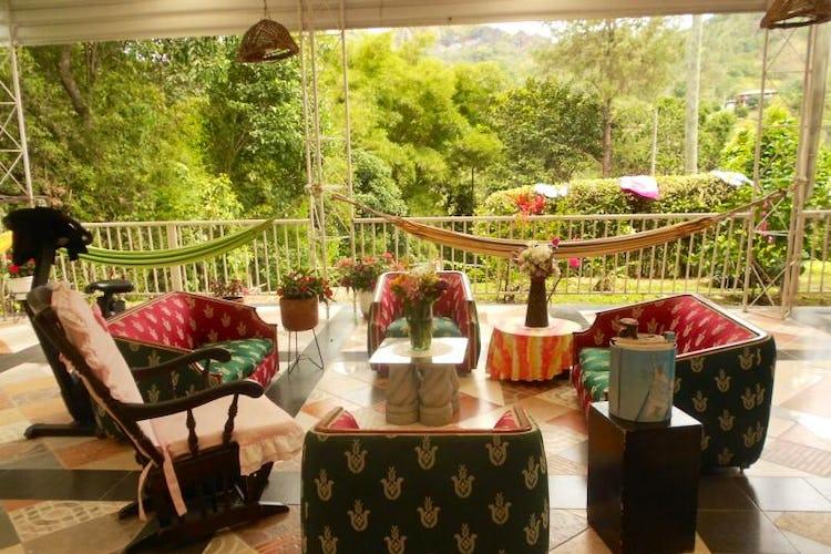 Portada Finca en La Vega, Cundinamarca con 3 habitaciones - Lote 7000 mt2.