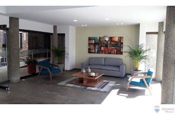 Apartamento en Cedritos, con 2 habitaciones, piso 2 - 58,28 mt2.