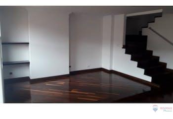 Apartamento Triplex Penthouse en Cedritos, con 3 habitaciones, piso 5 - 100 mt2.