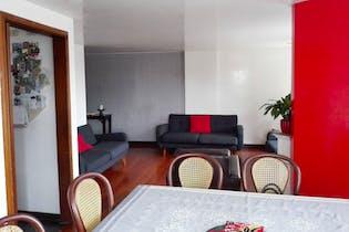 Apartamento en Chicó Reservado, con 2 habitaciones y garaje - 106 mt2.