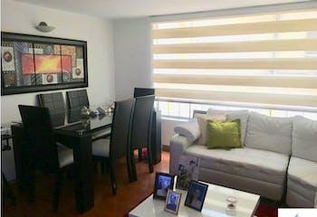 Apartamento en venta en Barrio Usaquén de 3 hab.