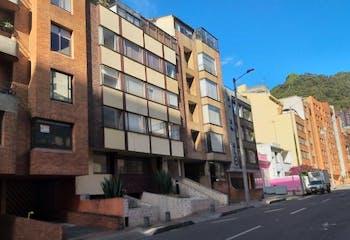 Apartaestudio En Bogota - Chapinero Alto, Cuenta con muy buenas vías de acceso