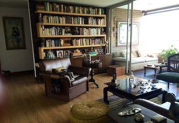Apartamento en loma de los gonzales - 135 mts, 2 parqueaderos.