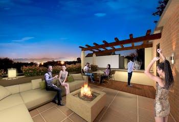 Bora, Casas nuevas en venta en Tiquiza con 3 habitaciones
