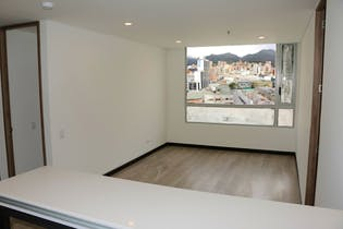 Apartamento en venta en Barrio Chapinero de 2 hab. con Gimnasio...