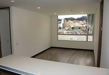 Apartamento en venta en Barrio Chapinero 63m² con Bbq...
