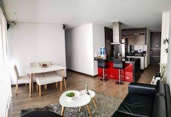 Apartamento en venta en La Calleja de 2 hab. con Bbq...