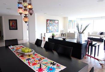 Apartamento en Rosales de 3 habitaciones, 278 Mts + 48 mts de balcón
