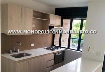 Apartamento en El Retiro, con 3 habitaciones y balcón - 76 mt2.