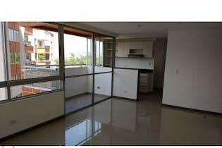 Apartamento en La Pilarica, Robledo con 3 habitaciones y balcón - 85 mt2.