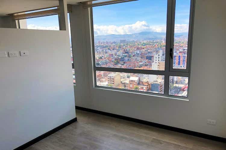 Portada Apartamento en Chapinero - Bogota, cuenta con una habitación