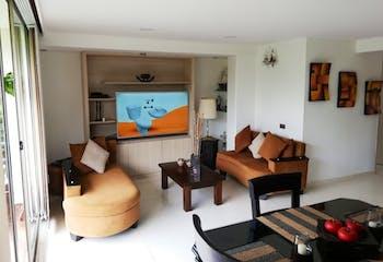 Apartamento de 81m2 en Miravalle, Medellín - con tres alcobas