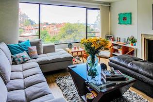 Apartamento en venta en Rosales de 105m²