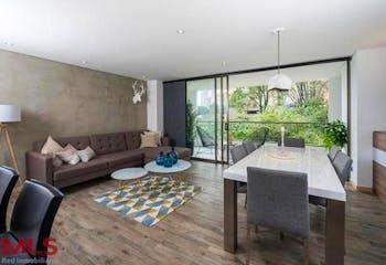 Salamanca, Apartamento en venta en Los Balsos de 1 habitacion