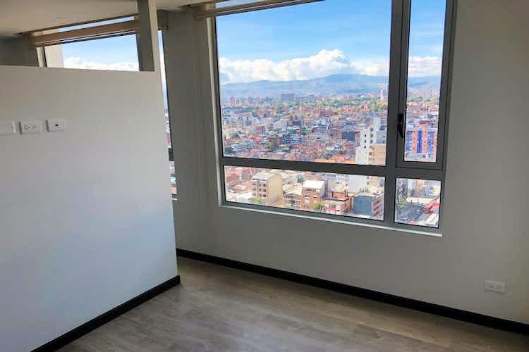 Portada Apartamento de 43m2 en Chapinero Central, Bogotá - con excelentes vías de acceso
