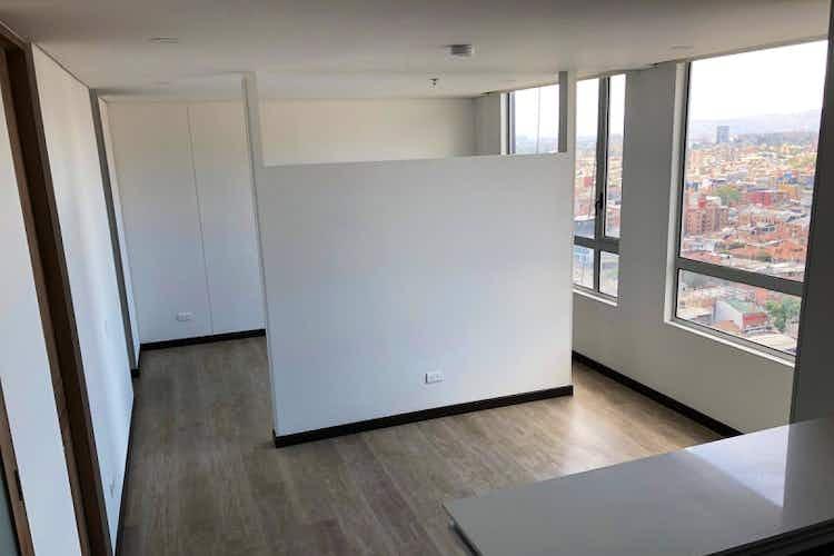 Portada Apartaestudio de 44m2 en Chapinero, Bogotá - muy moderna, con ventana acústica