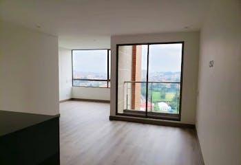 Apartamento en Barrio Colina Campestre, Colina Campestre - 42mt, una alcoba