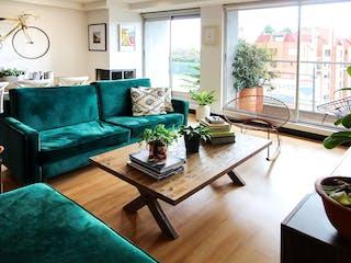Amaranto, apartamento en venta en Bella Suiza, Bogotá