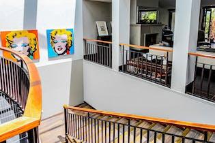 Casa en Santa Ana Oriental de 4 habitaciones, 1090 mts