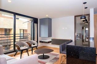 Apartamento en venta en Rosales de 51m² con Bbq...