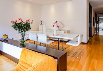 Apartamento en la Cabrera de 2 hab, 187 mts