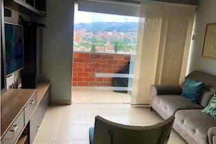 Apartamento en Calasanz, La América con 3 habitaciones y balcón - 74 mt2.