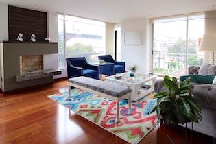 Apartamento en Santa Barbara Occidental de 163 Mts más 3 Mts de balcón, tercer piso.
