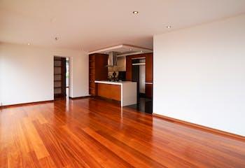 Apartamento en El Refugio de 136 Mts más 29 Mts de terraza, cuarto piso.