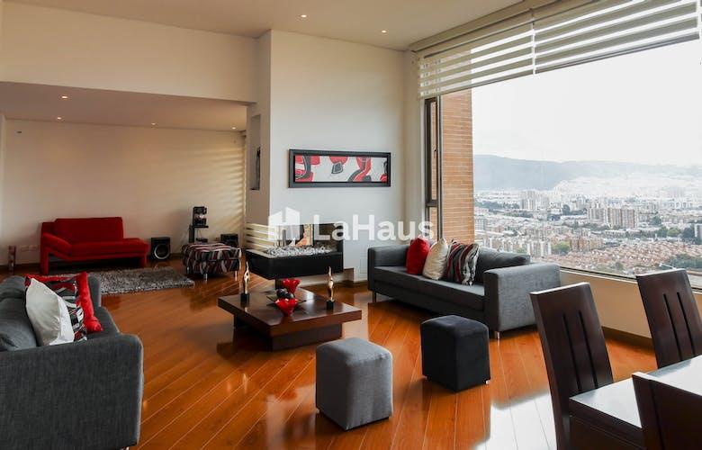 Portada Apartamento en Casa Blanca Suba de 220 Mts más 10 Mts de terraza, quinto piso.