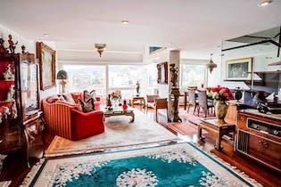 Apartamento en El Nogal de 256 mts + 30 mts de terraza, onceavo piso