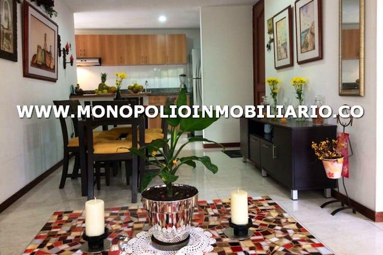 Portada Apartamento en Los Naranjaos, Poblado - 110mt, tres alcobas, dos balcones