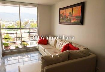 Apartamento en venta en Casco Urbano Chía 66m² con Bbq...