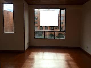Una cocina con una ventana, un lavabo y una ventana en Conjunto Mi Cosia