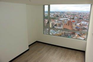 Apartaestudio loft en Chapinero, con terraza comunal y parqueadero - 41 mt2.