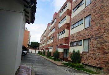 Apartamento en venta en Cedritos Usaquén de 2 alcobas