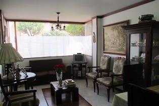 Apartamento en venta en Caobos Salazar de 72m²