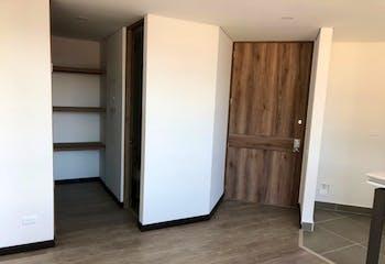 Apartamento en venta en Barrio Chapinero 43m² con Bbq...