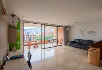 Apartamento en La Tomatera, Poblado -201mt, tres alcobas, dos balcones