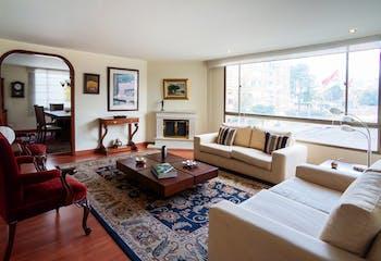 Apartamento en Rincón de Chico de 188 Mts, tercer piso