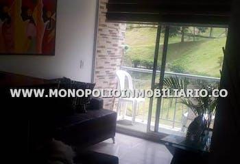 Apartamento en Calasanz, La America - 65mt, dos alcobas, balcón