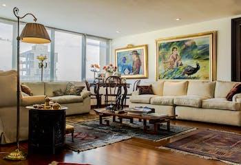 Apartamento en La Cabrera de 134 Mts, piso 18