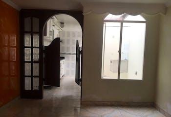 Casa en El Tintal, Fontibon, Tres alcobas-93m2