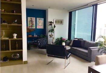 Apartamento en venta en El Poblado con acceso a BBQ