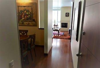 Apartamento en venta en Barrio Colina Campestre de 124m²