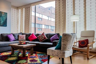 Apartamento en venta en Chicó Reservado 93m² con Gimnasio...