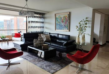 Apartamento en venta en El Tesoro, 225m² con Gimnasio...